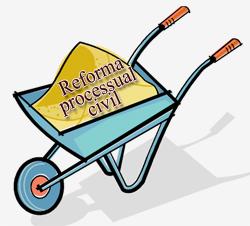 reforma processual; princípio da razoável duração do processo