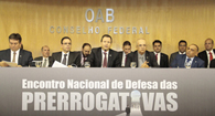 AASP leva propostas ao Encontro Nacional de Defesa das Prerrogativas