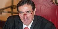 Luiz Flávio Borges D'Urso homenageia ministro Paulo Dias de Moura Ribeiro