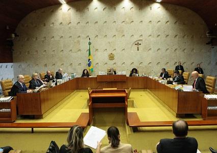 Cinco ministros votam contra revogação de prisão de parlamentar por Assembleias Legislativas