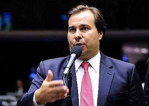 Rodrigo Maia não pode se candidatar para presidência da Câmara