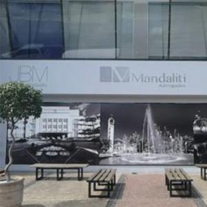 Na terra do famoso sanduíche, Bauru/SP, o escritório apresenta em sua fachada imagens dos principais pontos turísticos da cidade.