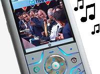Cala-boca do rei da Espanha a Chávez vira toque de celular