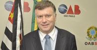 Marcos da Costa toma posse hoje como presidente da OAB/SP