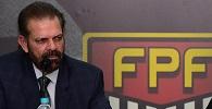 Advogado critica divulgação de suposto afastamento de presidente da FPF