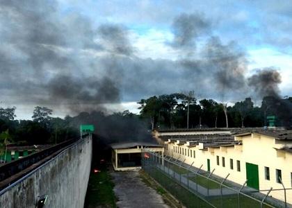 Violência: rebelião em Manaus perde apenas para Carandiru em número de mortos