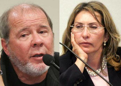 STF absolve Duda Mendonça e Zilmar Fernandes