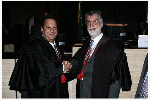 TJ/RJ; Nova presidência; Manoel Alberto Rebêlo dos Santos;