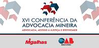 OAB Minas divulga Carta da XVI Conferência da Advocacia Mineira