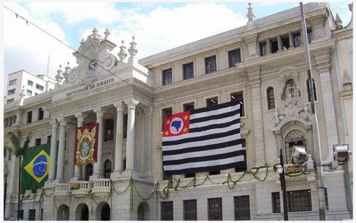 Calouro; Faculdade de Direito da Universidade de São Paulo