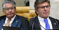 """""""Não pedi aquiescência"""", dispara Marco Aurélio a Fux em sessão"""