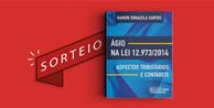 """Resultado do sorteio do e-book """"Ágio na Lei 12.973/2014 - Aspectos Tributários e Contábeis"""""""