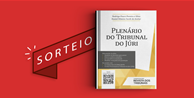 "Resultado do sorteio do e-book ""Plenário do Tribunal do Júri"""