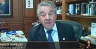 Marco Aurélio vota por invalidar lei que permite bloqueio de bens de devedores da União