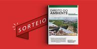 """Resultado do sorteio do e-book """"Direito do Ambiente"""""""