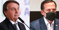 Disputa sobre vacina entre Bolsonaro e Doria movimenta o Congresso