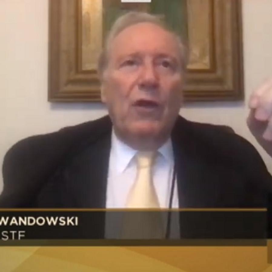 Lewandowski: Não é uma opção do governo vacinar ou não vacinar, é uma obrigação