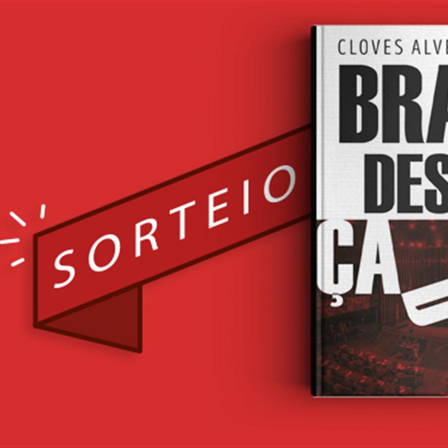 """Resultado do sorteio da obra """"Brasil Despedaçado"""""""