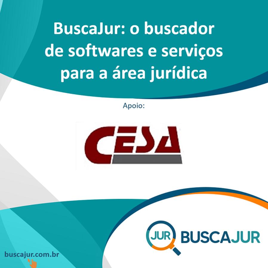 BuscaJur tem convênio com o CESA