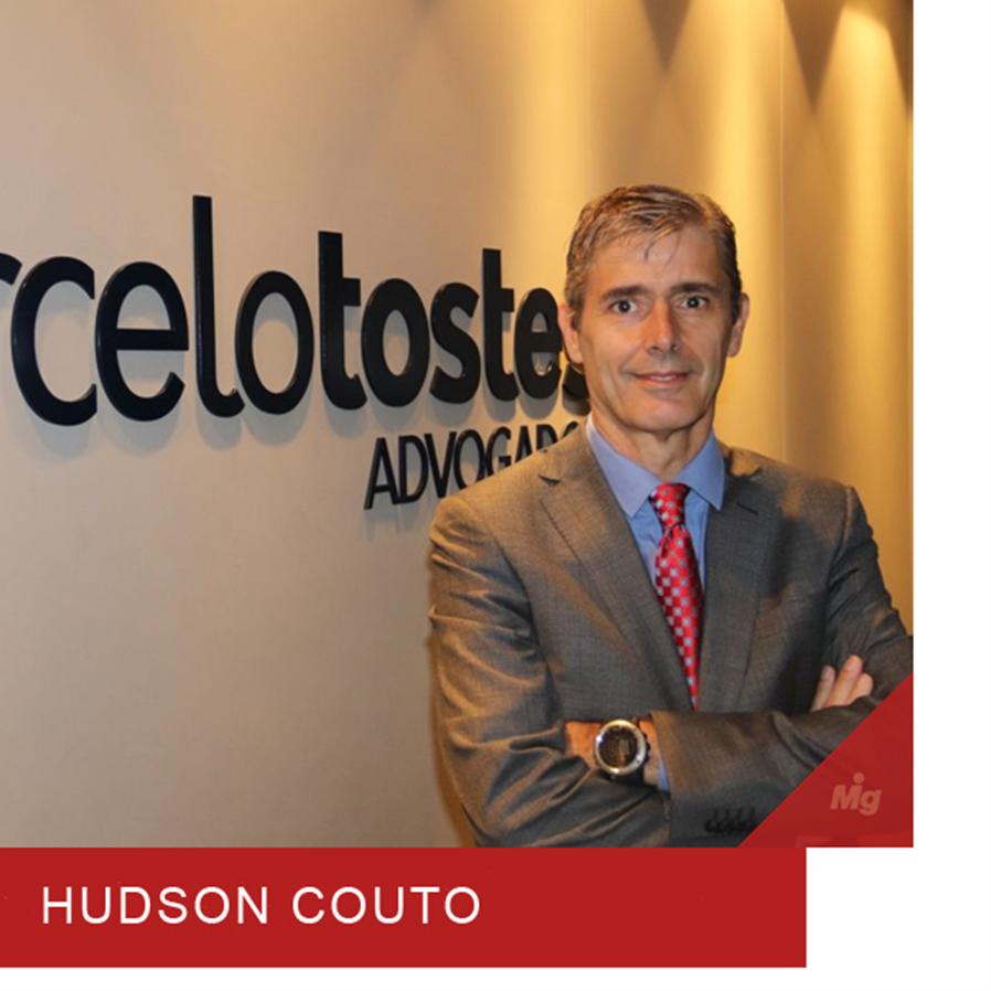 Hudson Couto é o mais novo sócio do escritório Marcelo Tostes Advogados