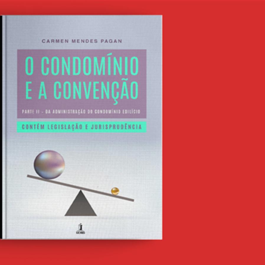 """Resultado do sorteio da obra """"O Condomínio e a Convenção"""""""