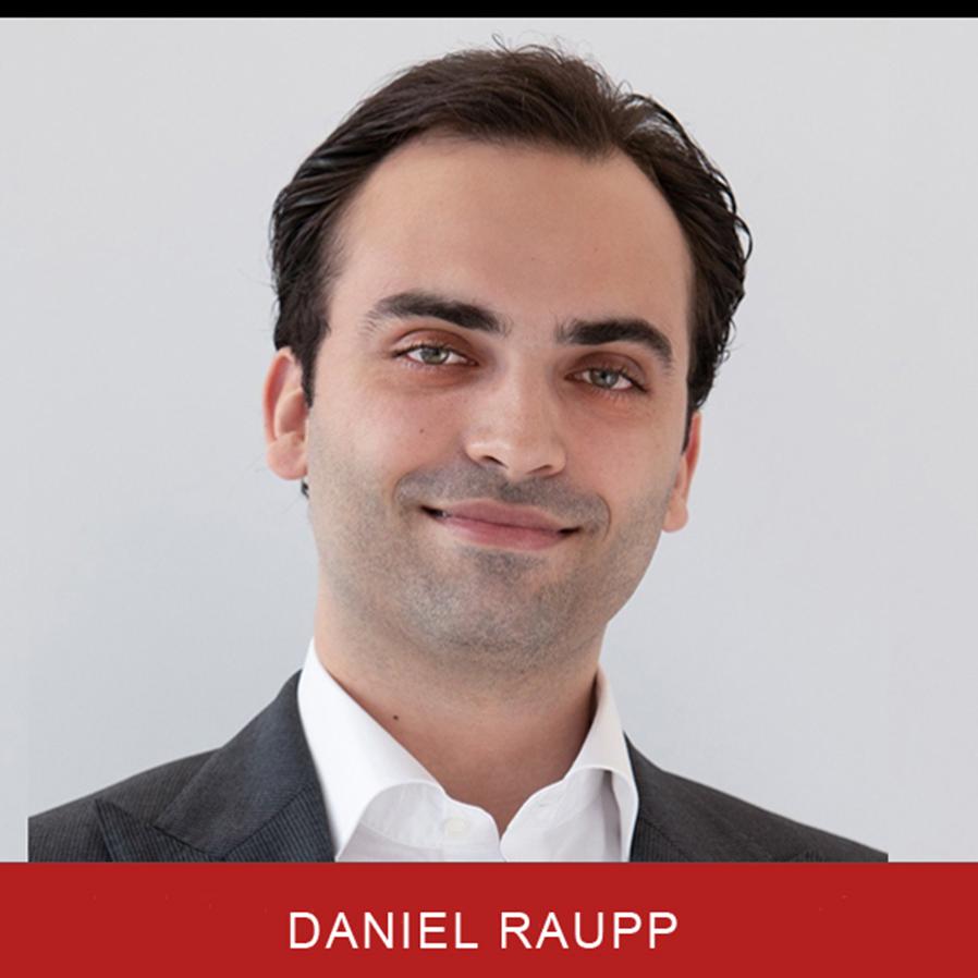 Daniel Raupp é o novo sócio de Silveiro Advogados