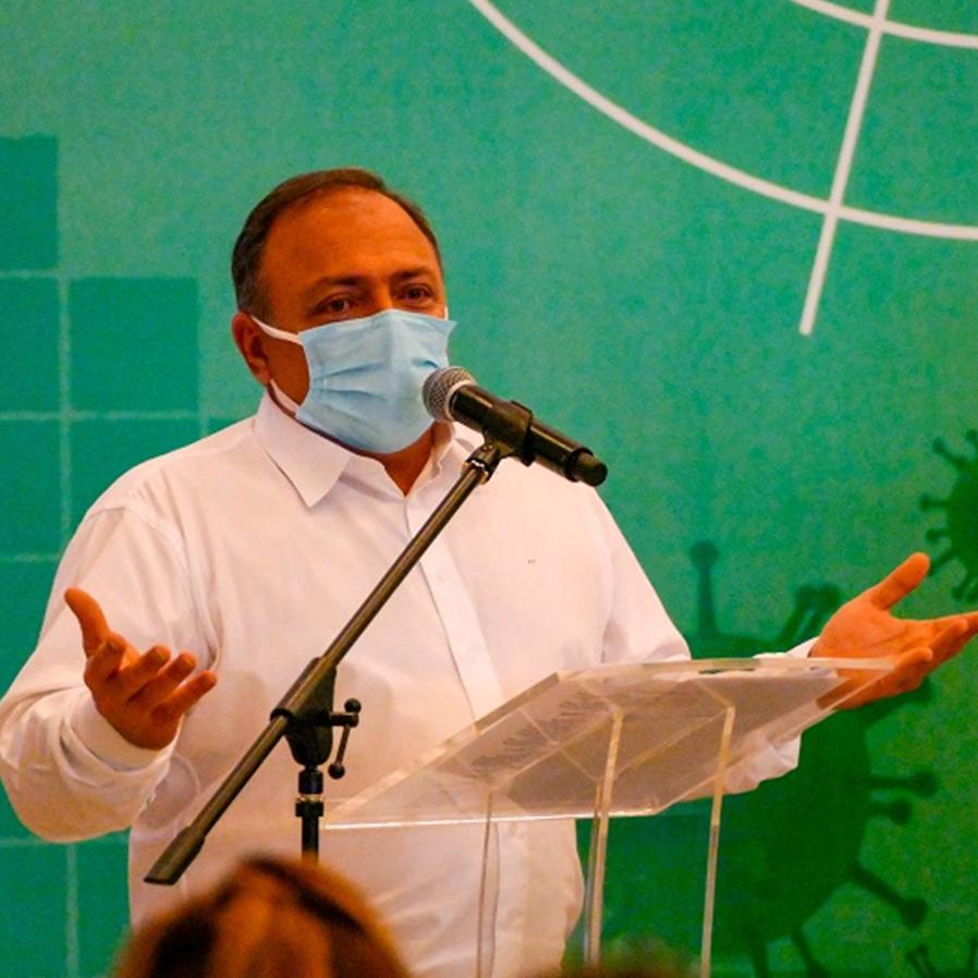 Rede pede ao STF afastamento do ministro Eduardo Pazuello