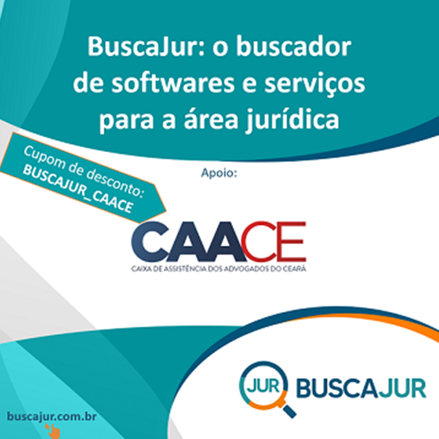 BuscaJur tem convênio com a CAA CE