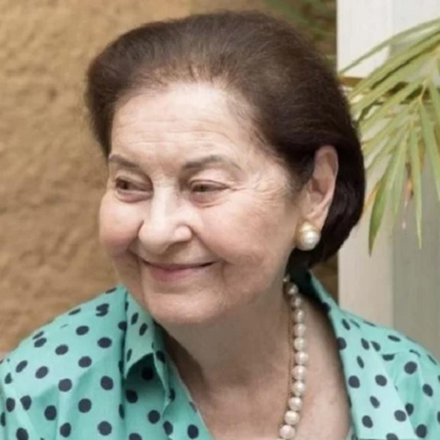 Morre esposa de Ives Gandra Martins vítima de covid-19