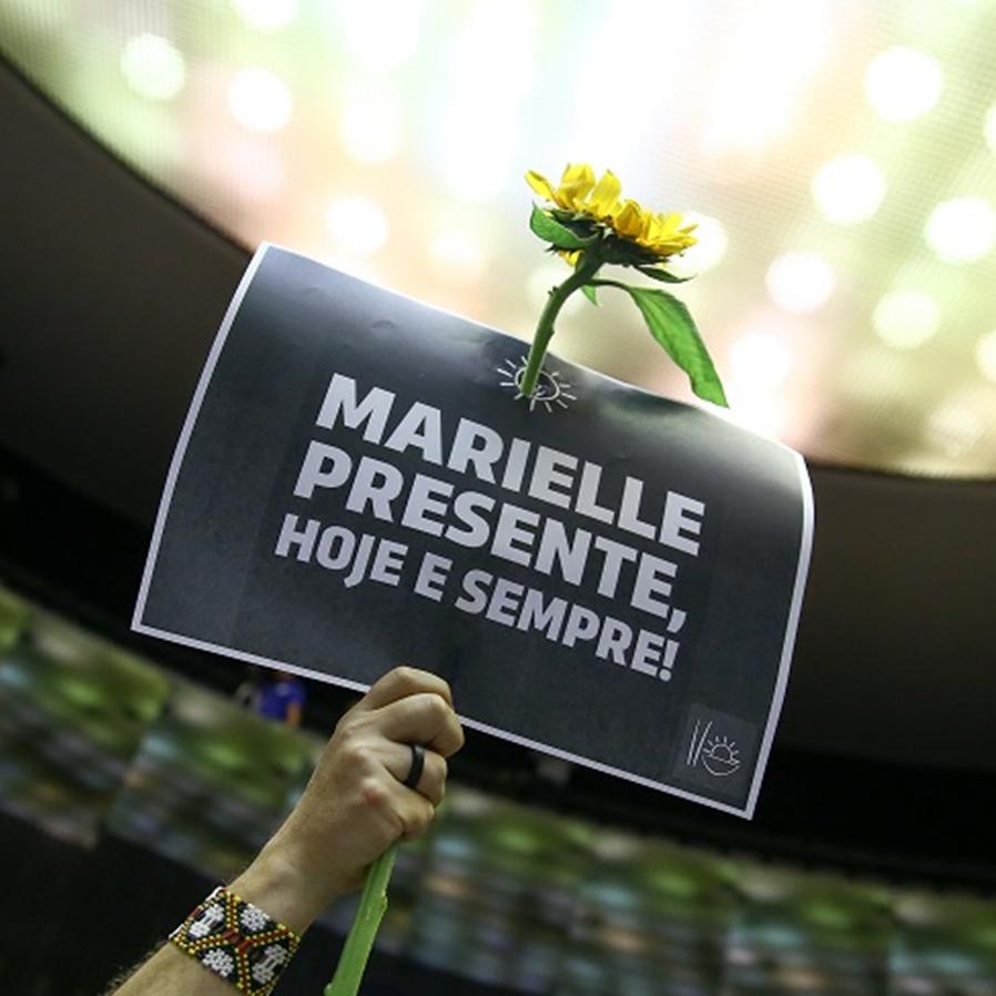 Mantida prisão de suposto envolvido na morte de Marielle Franco