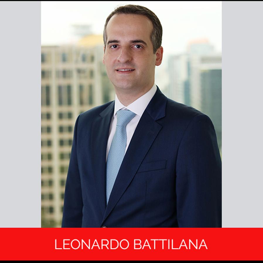 Leonardo Battilana é o novo sócio tributário de Veirano Advogados