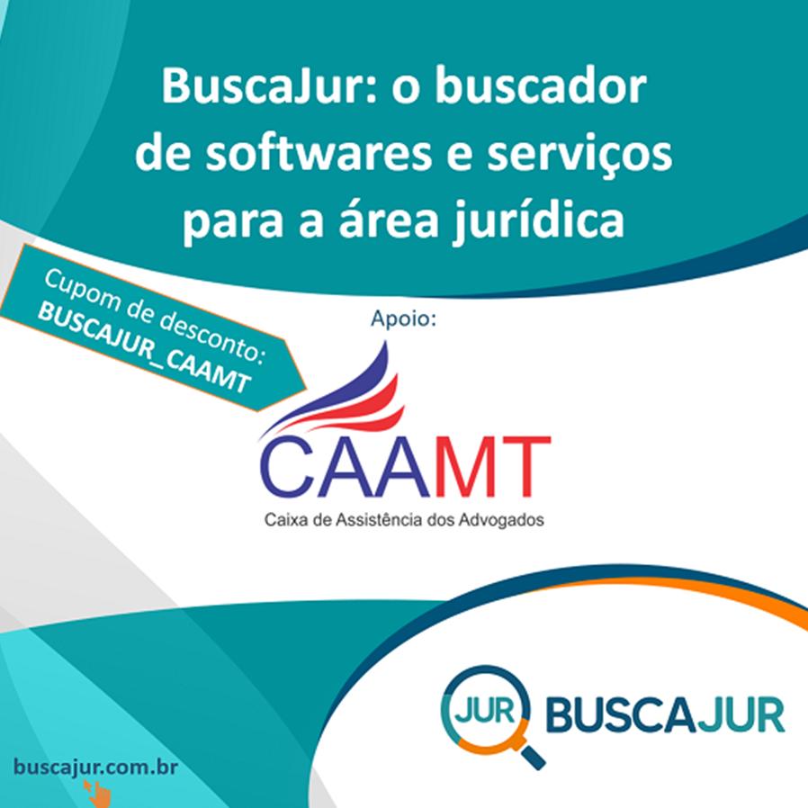 BuscaJur tem convênio com a CAA MT