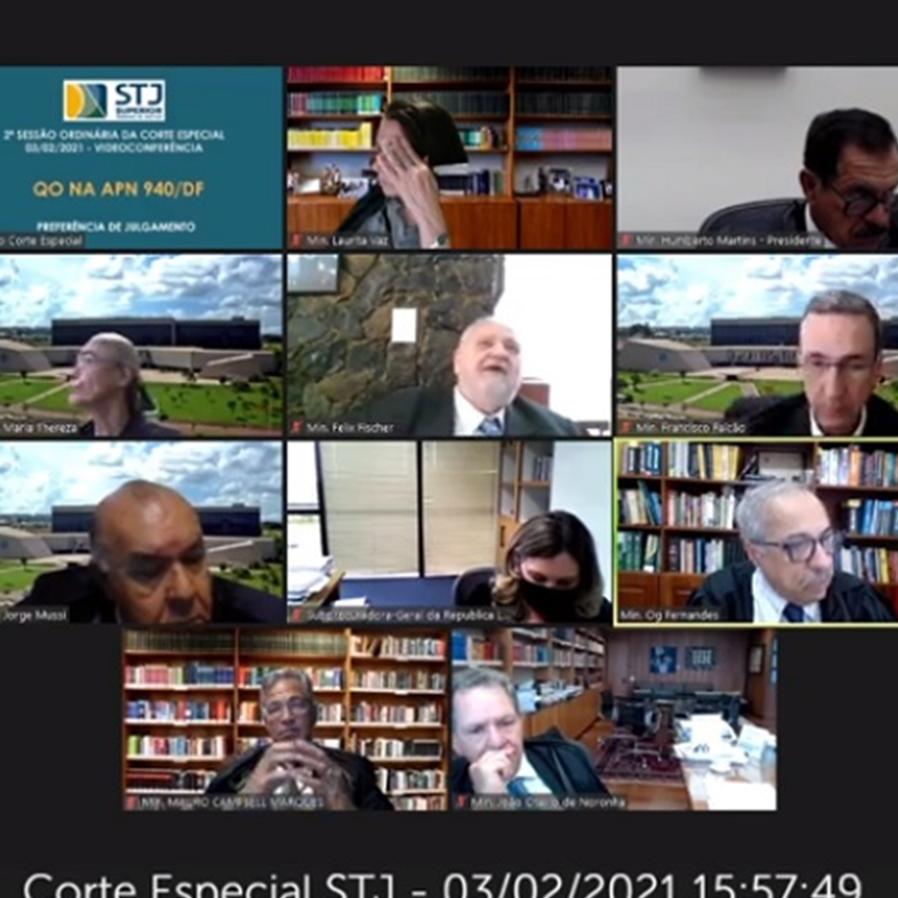Operação Faroeste: STJ prorroga por um ano afastamento de magistrados