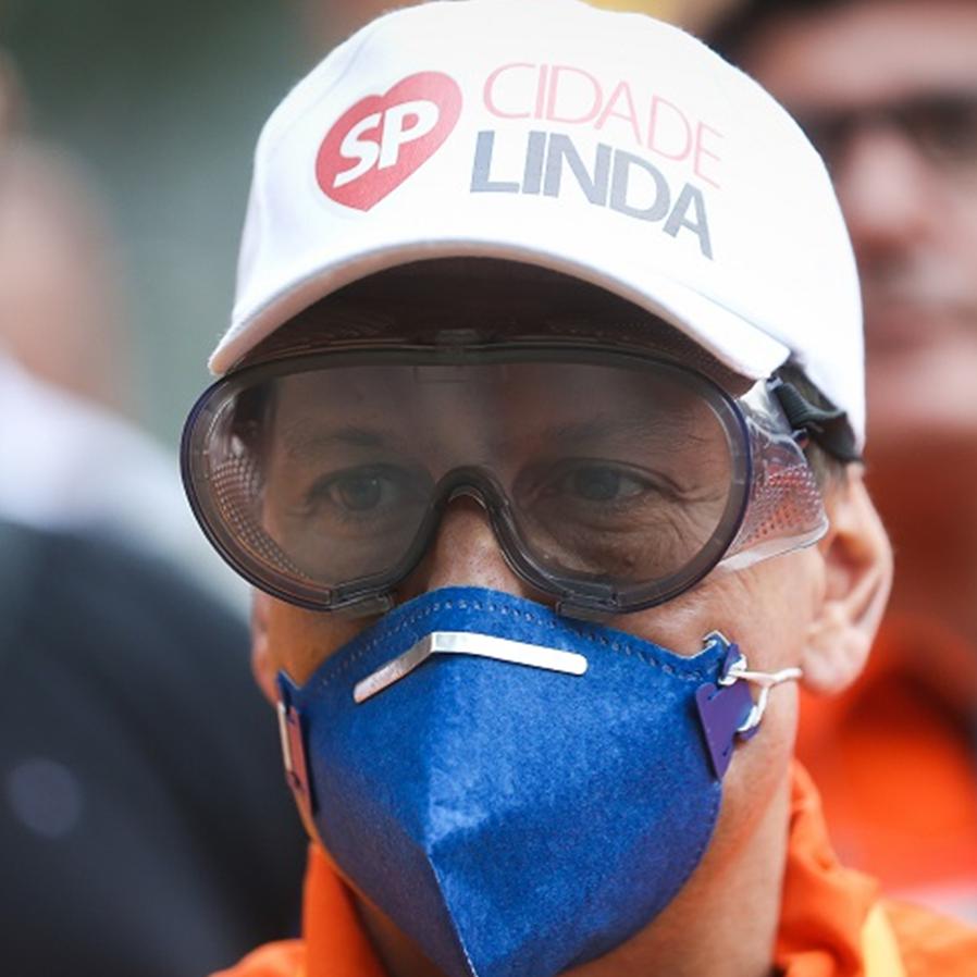 """STJ mantém multa a Doria por campanha """"SP Cidade Linda"""""""