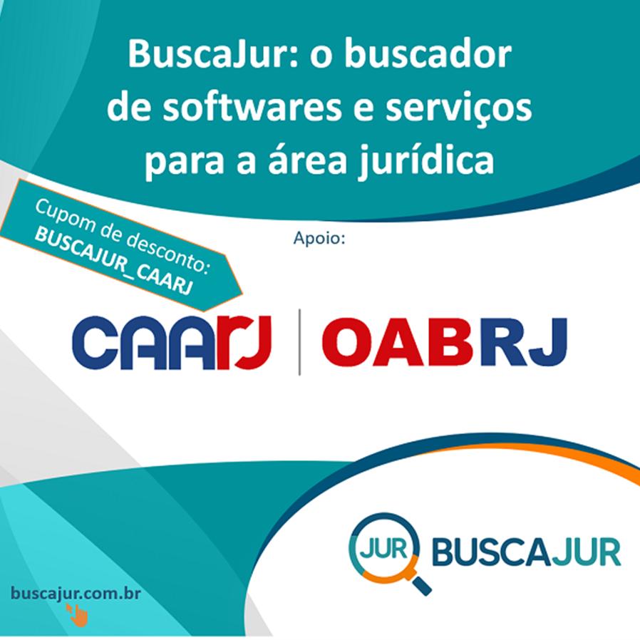 BuscaJur tem convênio com a CAA RJ
