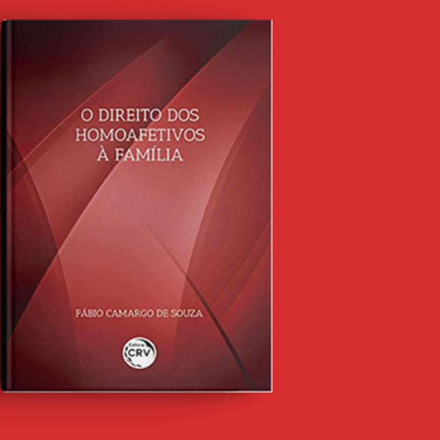 """Resultado do sorteio da obra """"O Direito dos Homoafetivos à Família"""""""