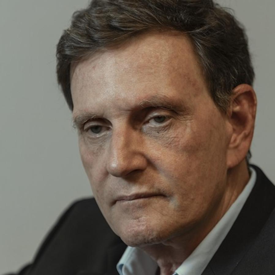 Gilmar Mendes revoga prisão domiciliar de Crivella