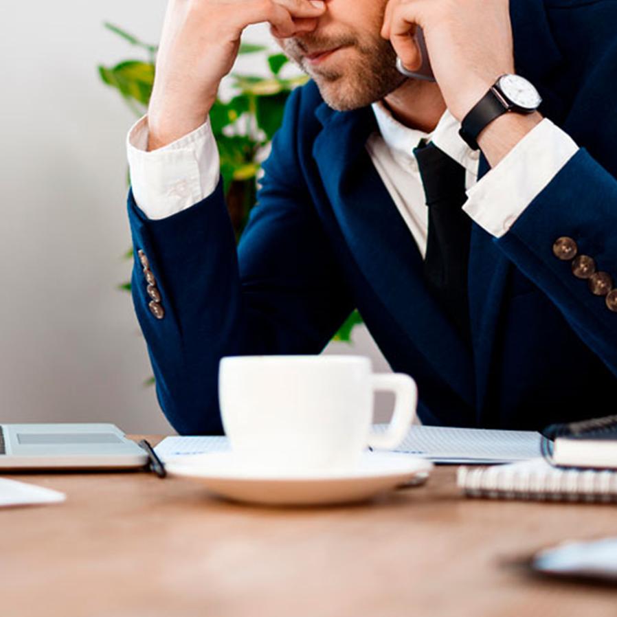Corretor será indenizado por depressão após não se adaptar no trabalho
