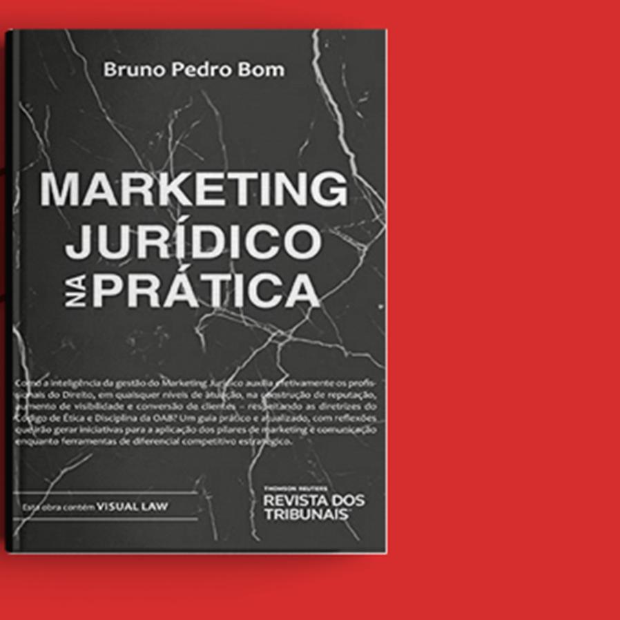 """Sorteio da obra """"Marketing Jurídico na Prática"""""""