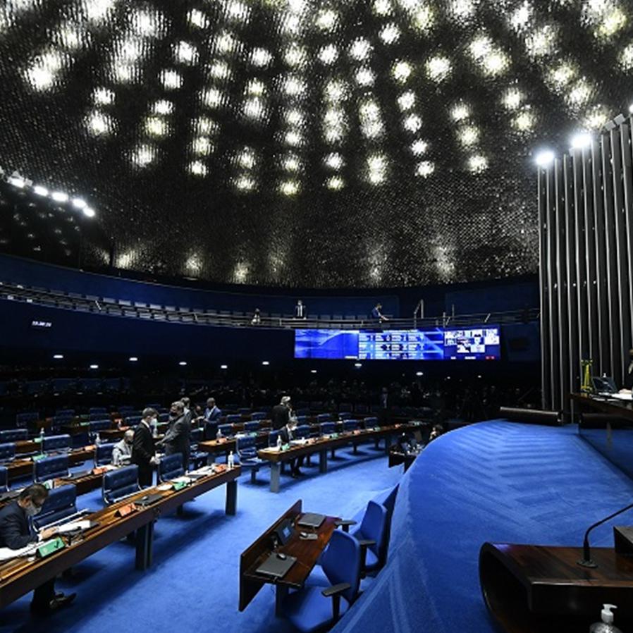 Senado aprova em 1º turno PEC Emergencial
