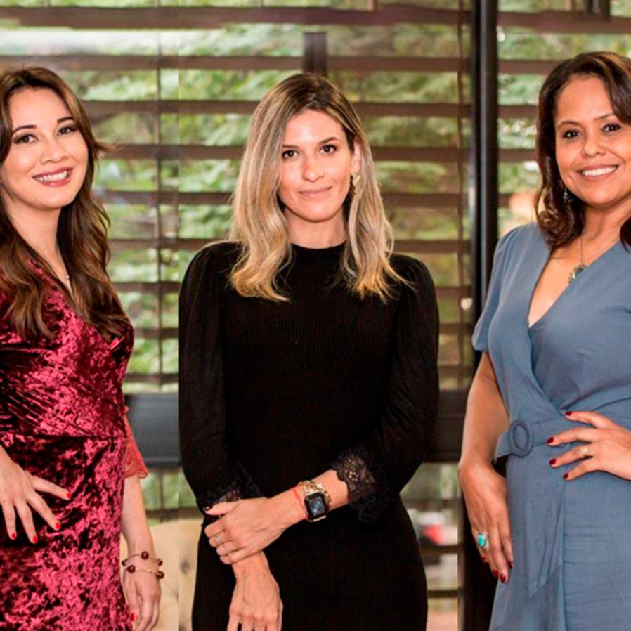 Advogadas inauguram novo escritório na semana da mulher