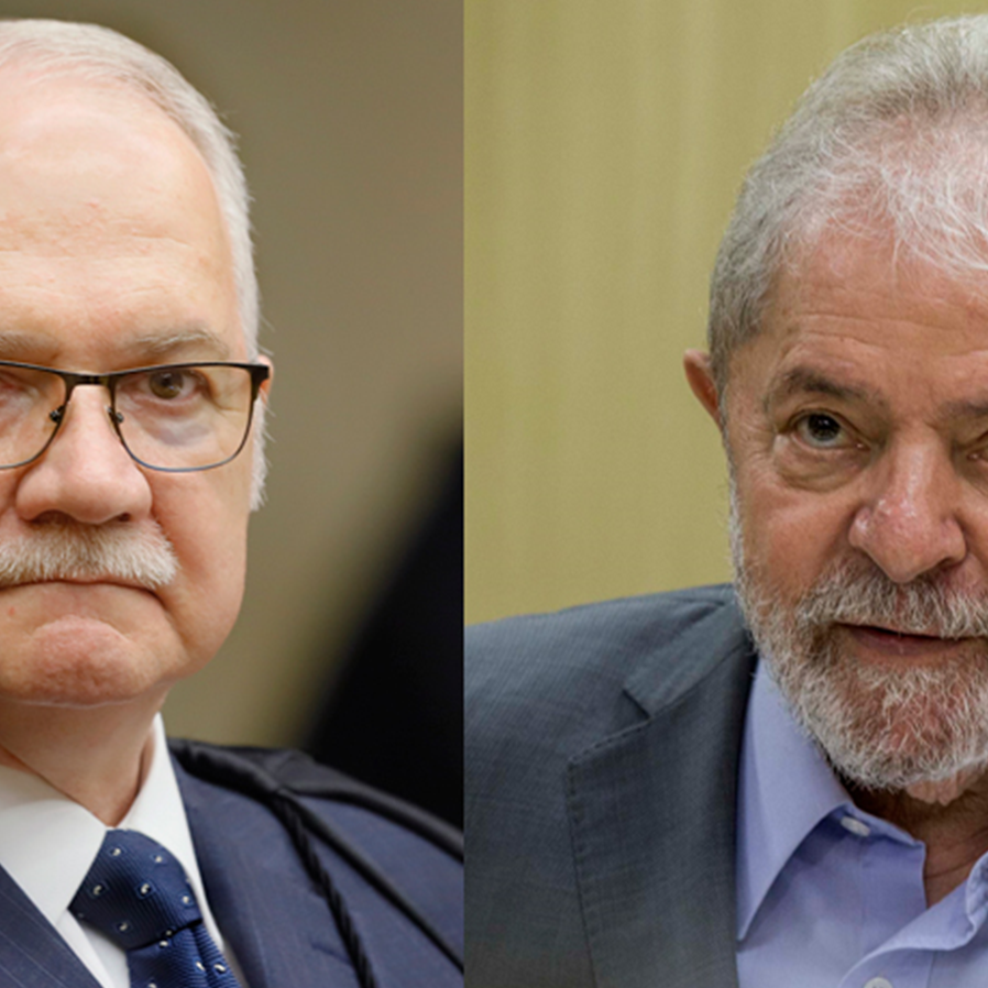 Fachin anula as condenações de Lula na Lava Jato
