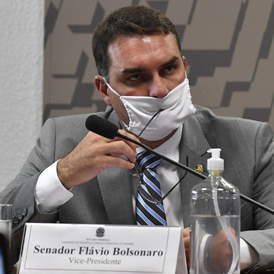 MPF recorre de decisão que anulou quebra de sigilo de Flavio Bolsonaro
