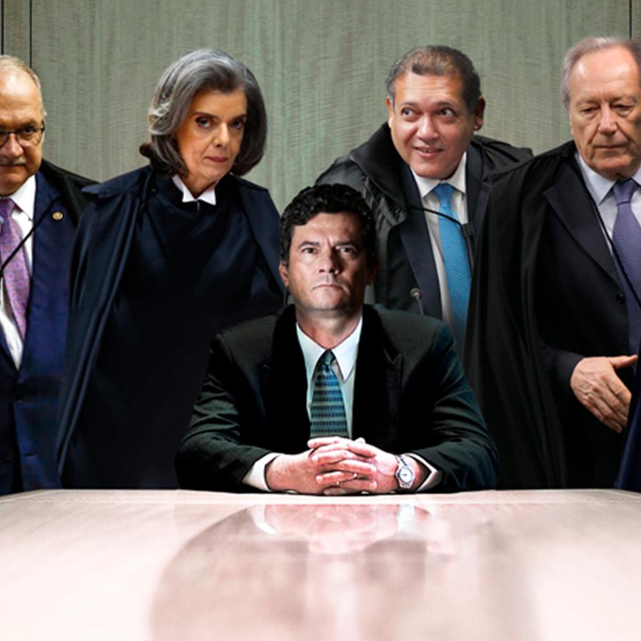 2ª turma do STF reconhece parcialidade de Moro em decisões sobre Lula