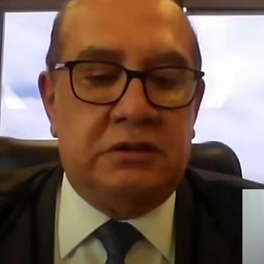 """Gilmar Mendes erra nome de Nunes Marques em sessão: """"Castro Nunes"""""""