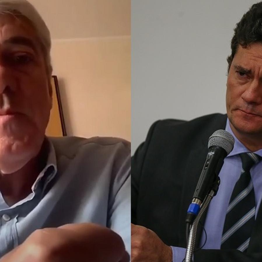 Suspeição de Moro dá credibilidade à Justiça, diz político português