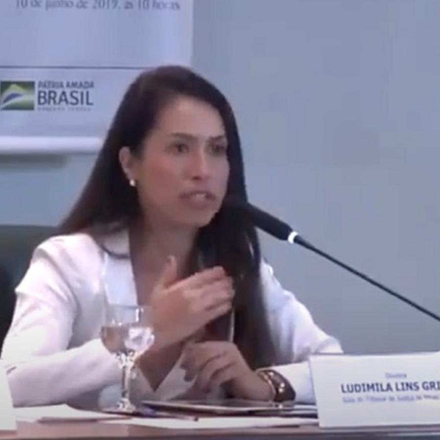 """Juíza do """"#AglomeraBrasil"""" critica metas de produtividade do CNJ"""