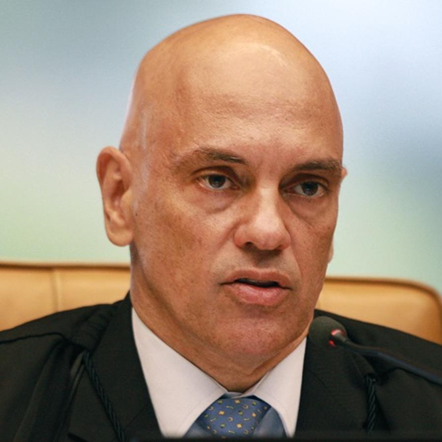 Alexandre de Moraes participa de live sobre STF e defesa da democracia