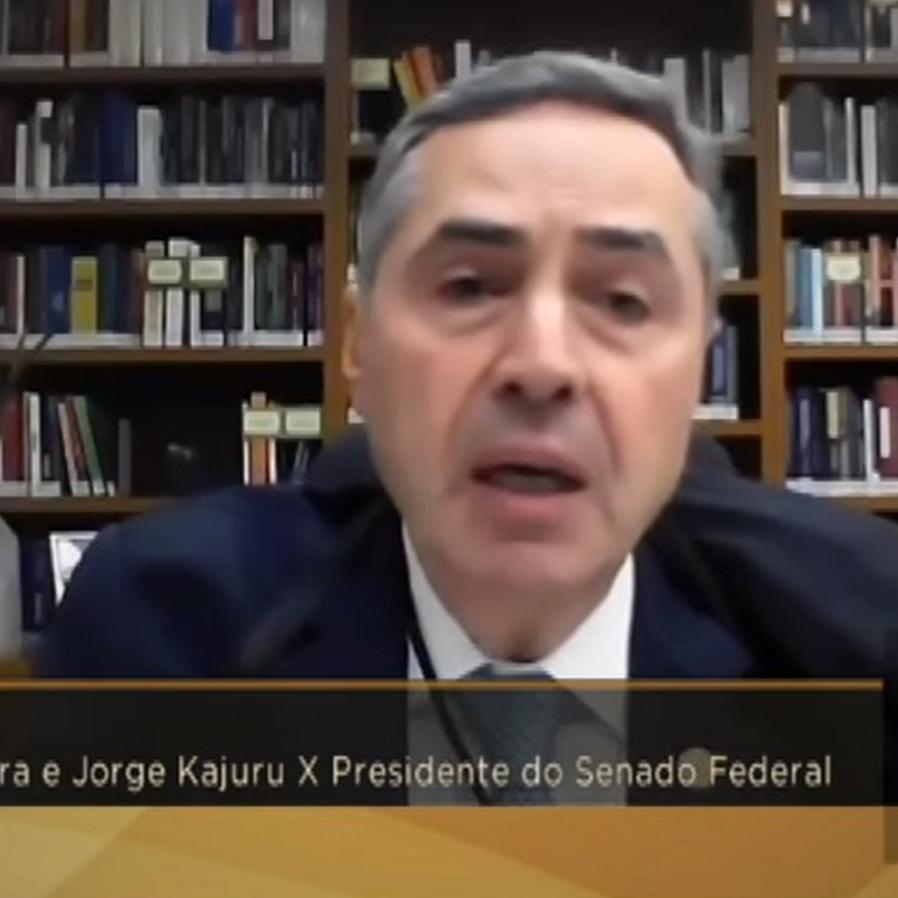 CPI da Covid: Barroso salienta importância do STF para democracia