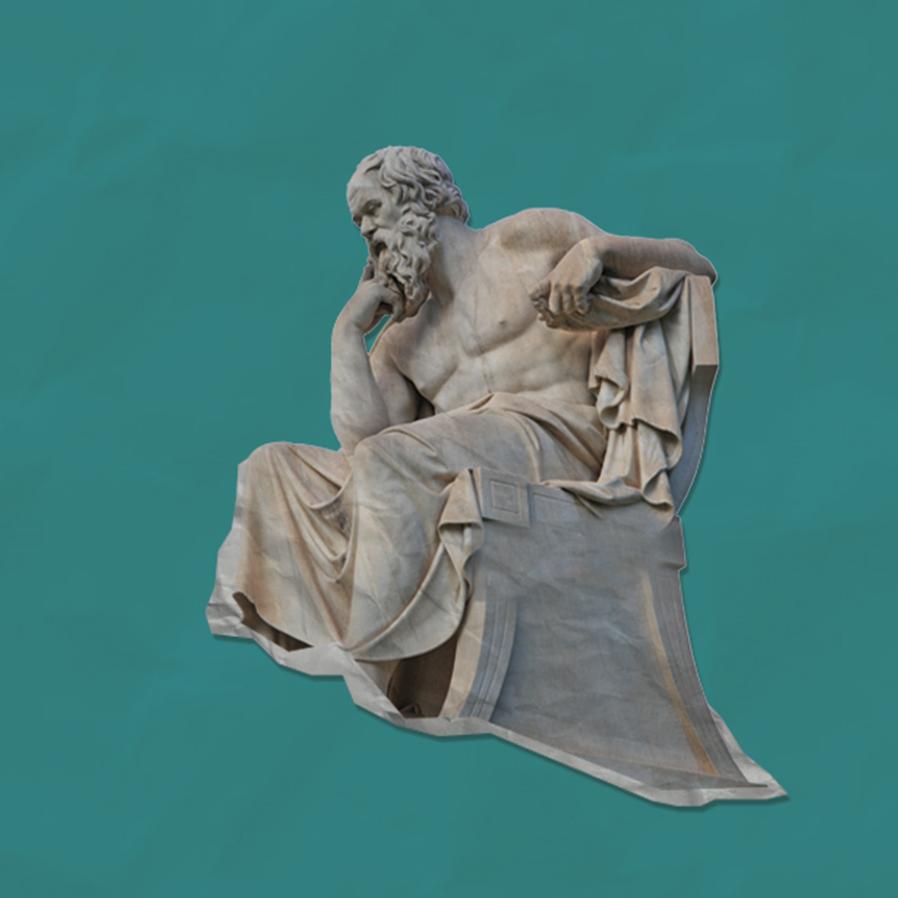 O que Sócrates diria sobre o conceito de insumos para crédito de ICMS e a suposta necessidade de seu desgaste imediato e integral?